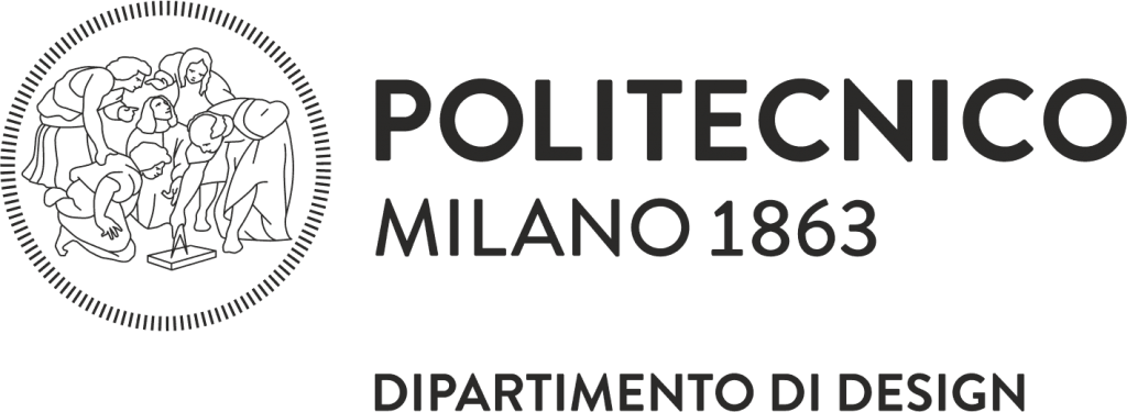 Logo poli creative industries lab for Politecnico design
